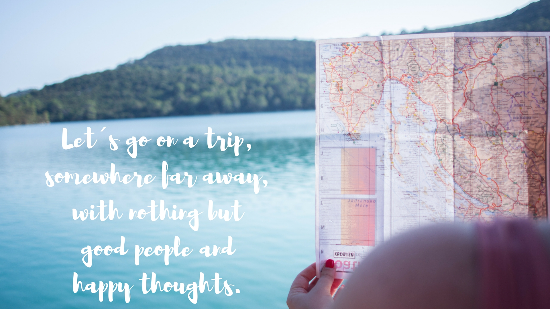 Travel Quote Go on a Trip